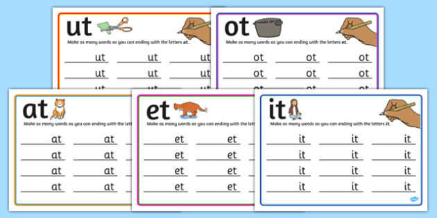 t Rime Mats - rime, cards, rhyme, words, activity, word, card, t