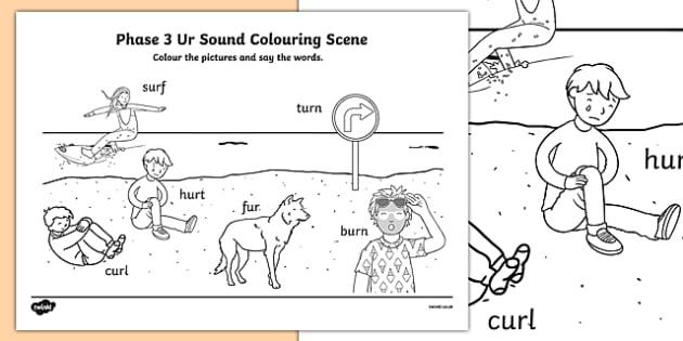 Phase 3 ur Sound Colouring Scene