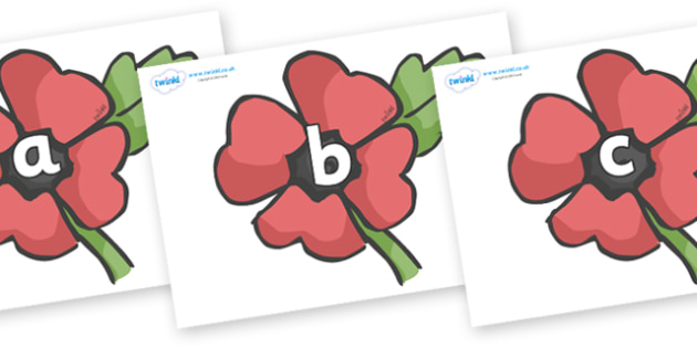 Phase 2 Phonemes on Poppies - Phonemes, phoneme, Phase 2, Phase two, Foundation, Literacy, Letters and Sounds, DfES, display