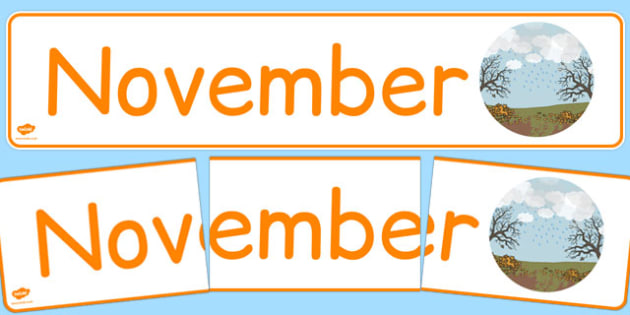 November Display Banner German - german, november, display banner, display, banner