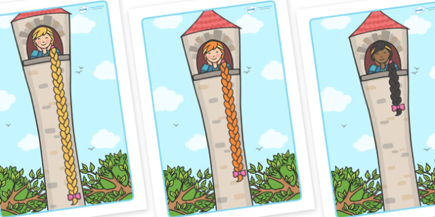 Rapunzel Measuring and Sorting Activity - Rapunzel Measuring and Sorting Activity, sorting, measuring, sort, measure, game, activity, rapunzel, story, themed, theme, Maths, Math, numbers, numeracy, number, recognition