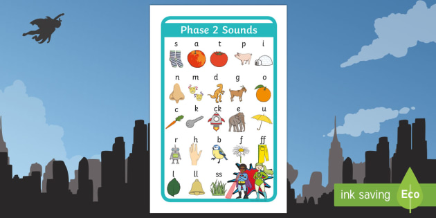 IKEA Tolsby Superhero Themed Phase 2 Sounds Prompt Frame - IKEA Tolsby, Prompt Frame, phase 2, phase 2 sounds, phase 2 phonemes, phonemes