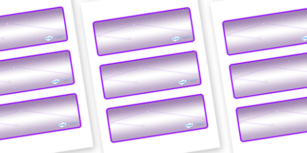 Chameleon Star Constellation Themed Editable Drawer-Peg-Name Labels (Colourful) - Themed Classroom Label Templates, Resource Labels, Name Labels, Editable Labels, Drawer Labels, Coat Peg Labels, Peg Label, KS1 Labels, Foundation Labels, Foundation St