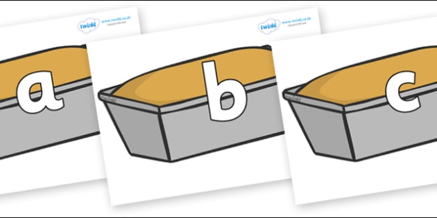 Phoneme Set on Baked Loaves - Phoneme set, phonemes, phoneme, Letters and Sounds, DfES, display, Phase 1, Phase 2, Phase 3, Phase 5, Foundation, Literacy