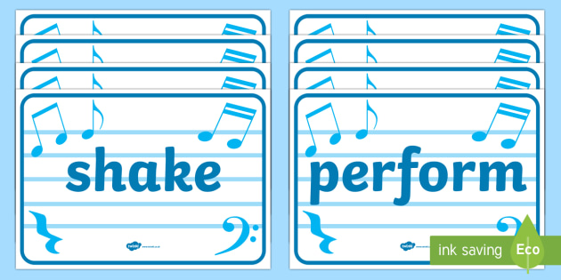 Outdoor Music Area Display Posters - Music, note, music area, outdoor, bang, crash, clang, clash, perform, noise, loud, quiet, listening Area, sound, sounds, display, poster, instruments, listen, listening