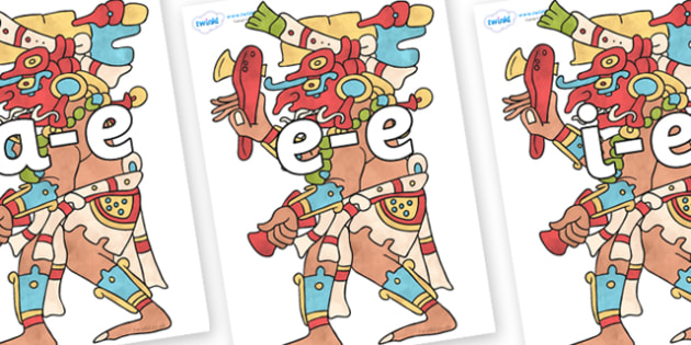 Modifying E Letters on Chaak - Modifying E, letters, modify, Phase 5, Phase five, alternative spellings for phonemes, DfES letters and Sounds