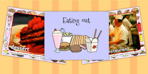 Eating Out Photo PowerPoint - eating out, food, photo powerpoint, eating out photos, eating out powerpoint, eating out images, eating, food photos