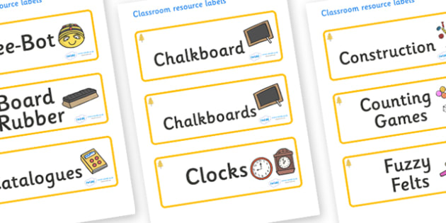 Aspen Themed Editable Additional Classroom Resource Labels - Themed Label template, Resource Label, Name Labels, Editable Labels, Drawer Labels, KS1 Labels, Foundation Labels, Foundation Stage Labels, Teaching Labels, Resource Labels, Tray Labels, Pr
