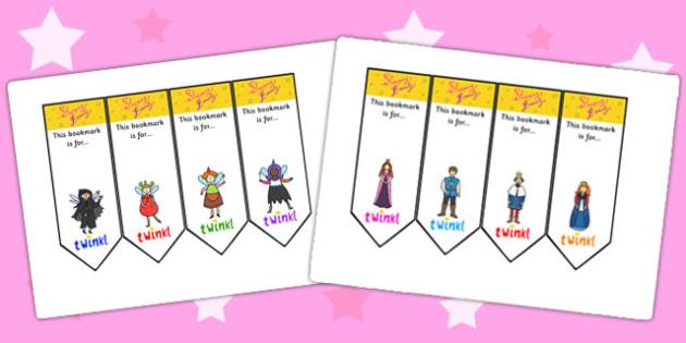 Sleeping Beauty Editable Bookmarks - sleeping beauty, bookmarks, awards, bookmark awards, books, reading, reward bookmarks, rewards, themed bookmarks