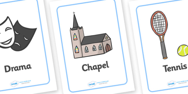 Additional Visual Timetable Cards (A4 Cards) - SEN, Visual Timetable, editable, Daily Timetable, School Day, Daily Activities, Daily Routine, Foundation Stage