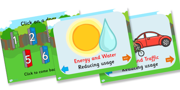 Eight Ways to Sustainable Development PowerPoint - sustainable development, renewable energy, green, energy, environment, how to be sustainable, pollution