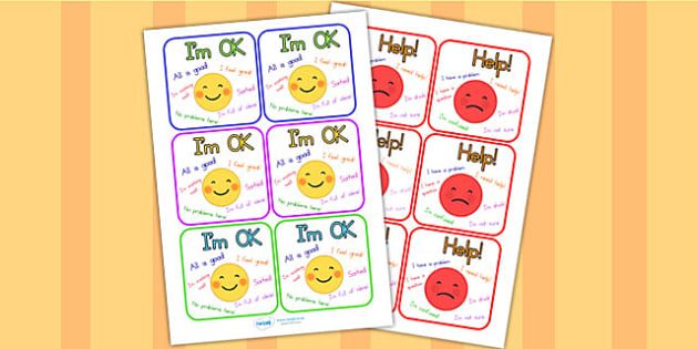 Table Help Signs - table signs, signs, labels, classroom display