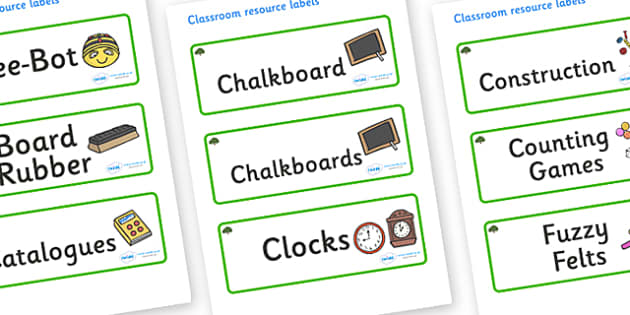 Yew Tree Themed Editable Additional Classroom Resource Labels - Themed Label template, Resource Label, Name Labels, Editable Labels, Drawer Labels, KS1 Labels, Foundation Labels, Foundation Stage Labels, Teaching Labels, Resource Labels, Tray Labels,
