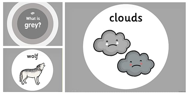 What is Grey Colour PowerPoint - powerpoints, colours, grey