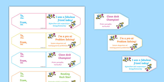 Achievement Brag Tags Polish Translation - polish, achievement, brag tags, brag, tag, award, reward, collect, effort