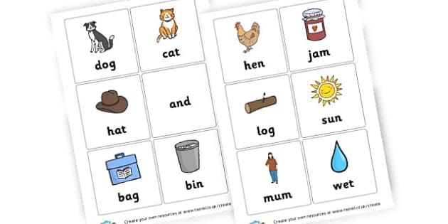 3 letter words general literacy primary resources literacy english display ey