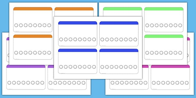 Editable Sound Button Cards - Sound Button Cards, Sounds, editable