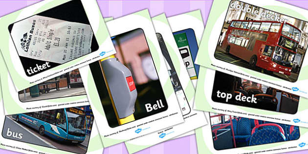 Bus Display Photos - transport, roleplay, props, display, travel