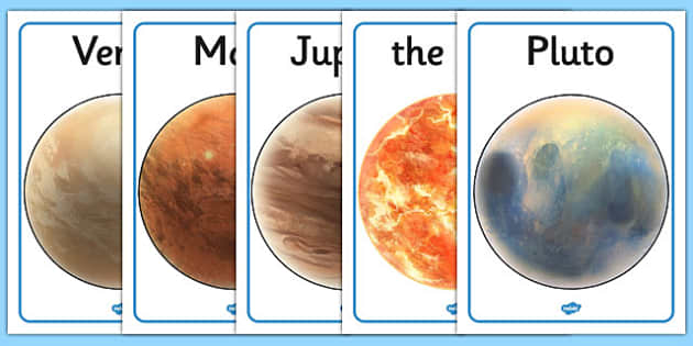 Our Solar System Display Posters (Australia) - poster, displays