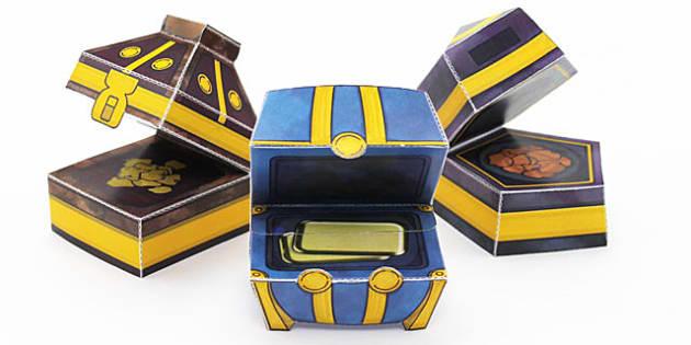 Nativity Paper Model Gift Pack - nativity, paper model, gift pack
