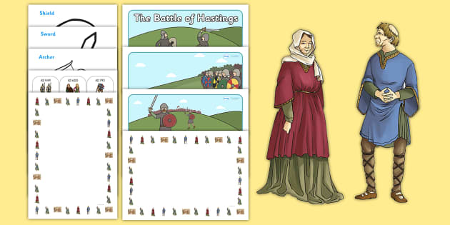 The Normans Resource Pack - History Club, The Normans, Information, Support, Ideas, Elderly Care, Care Homes, Activity Co-ordina