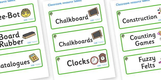 Sycamore Themed Editable Additional Classroom Resource Labels - Themed Label template, Resource Label, Name Labels, Editable Labels, Drawer Labels, KS1 Labels, Foundation Labels, Foundation Stage Labels, Teaching Labels, Resource Labels, Tray Labels,