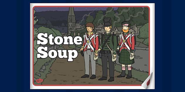 Stone Soup eBook - stone soup, ebook, story, book, tale, stone