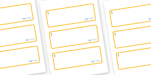 Seahorse Themed Editable Drawer-Peg-Name Labels (Blank) - Themed Classroom Label Templates, Resource Labels, Name Labels, Editable Labels, Drawer Labels, Coat Peg Labels, Peg Label, KS1 Labels, Foundation Labels, Foundation Stage Labels, Teaching Lab