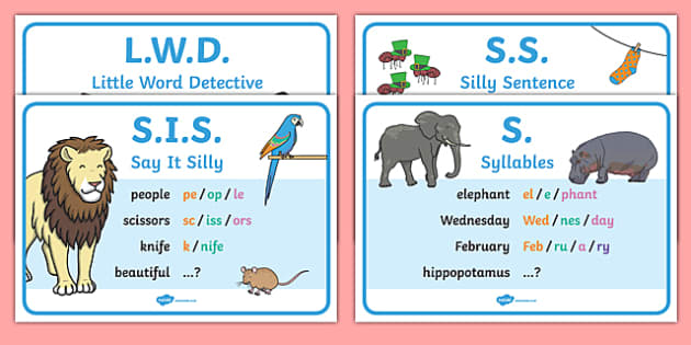 KS1 Spelling Zapper Strategy Posters - spelling zapper, spell, spelling, zapper, dyslexic, dyslexia, learn, tricky words, personalise, words, strategy, poster, display