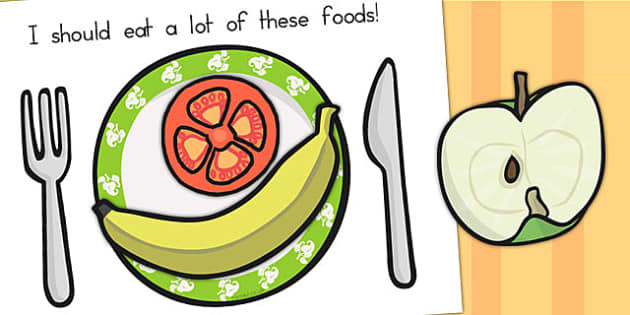 Healthy Eating Sorting Activity - health, healthy food, food