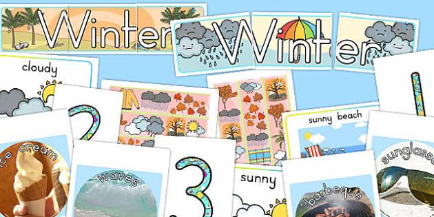 Winter Display Pack - australia, winter, display pack, display