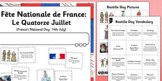 Bastille Day Poster - bastille day, poster, display poster, display, french, france, event, celebration