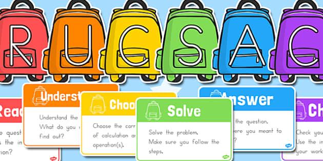 RUCSAC Display Posters - australia, rucsac, display posters, display, posters