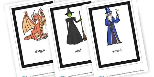 Story Characters - KS2 Character Creation, Story Writing, Literacy, KS2 English