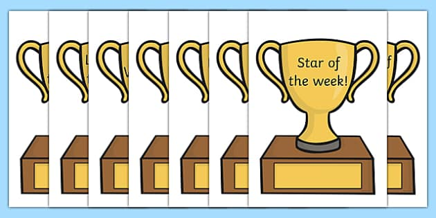 Classroom Award Trophies - Reward, trophy, medal, rewards, school reward, medal, good behaviour, award, good listener, good writing, good reading