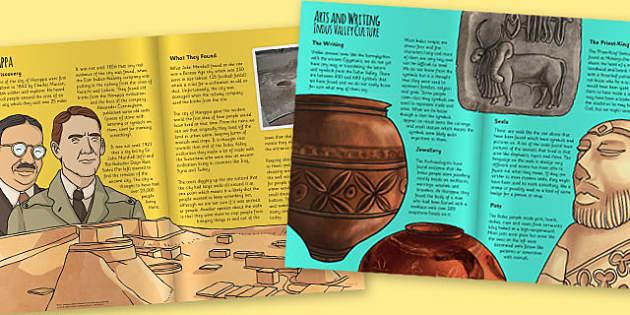 Indus Valley eBook - indus valley, e book, ebook, information