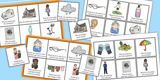 Why Bingo Game 2 - why, bingo game, bingo, game, 2, activity
