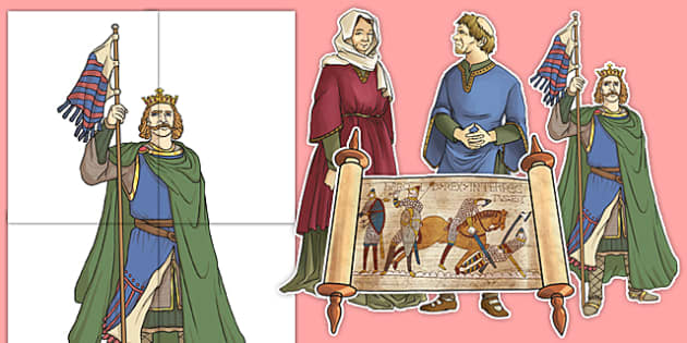 The Normans Large Display Cut Out Pack - the normans, large, display, cut out, pack, history