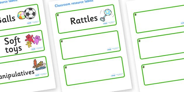 Beech Themed Editable Additional Resource Labels - Themed Label template, Resource Label, Name Labels, Editable Labels, Drawer Labels, KS1 Labels, Foundation Labels, Foundation Stage Labels, Teaching Labels, Resource Labels, Tray Labels, Printable la
