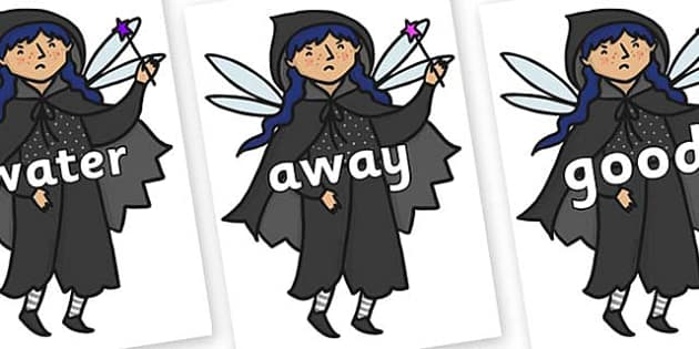Next 200 Common Words on Evil Fairy - Next 200 Common Words on  - DfES Letters and Sounds, Letters and Sounds, Letters and sounds words, Common words, 200 common words