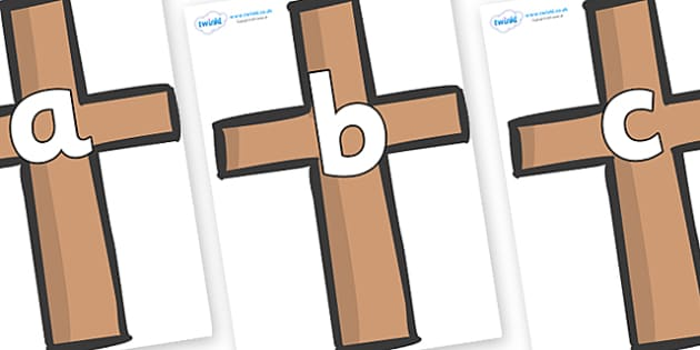 Phoneme Set on Crosses - Phoneme set, phonemes, phoneme, Letters and Sounds, DfES, display, Phase 1, Phase 2, Phase 3, Phase 5, Foundation, Literacy