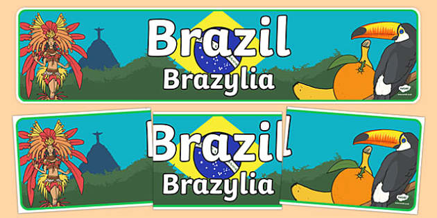 Brazil Display Banner Polish Translation - polish, Brazil, Olympics, Olympic Games, sports, Olympic, London, 2012, display, banner, sign, poster, activity, Olympic torch, flag, countries, medal, Olympic Rings, mascots, flame, compete, events, tennis,