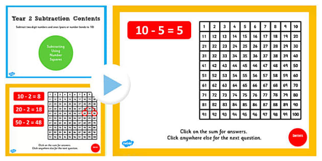 Subtraction Primary Resources, minus, less - Page 10