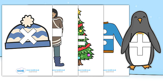 Maths Symbols on Winter Images - maths symbols, mathematic symbols, maths on winter images, mathematics, math signs