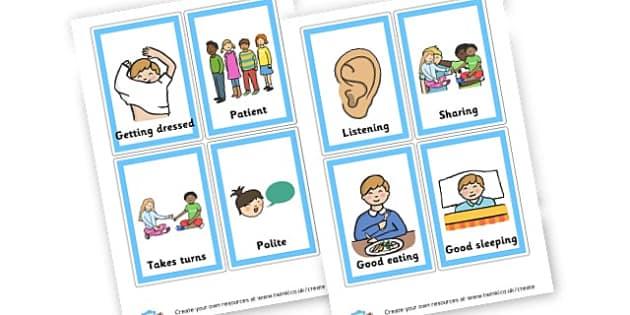 Good Behaviour - display lettering - Behaviour Management, Resource, Home School, How to Discipline