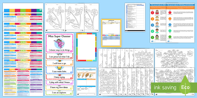 Childminder Assessment EYFS Resource Pack - child minder, EYFS, assessment, assessing, EYOs, tracker, outcomes, childminding,