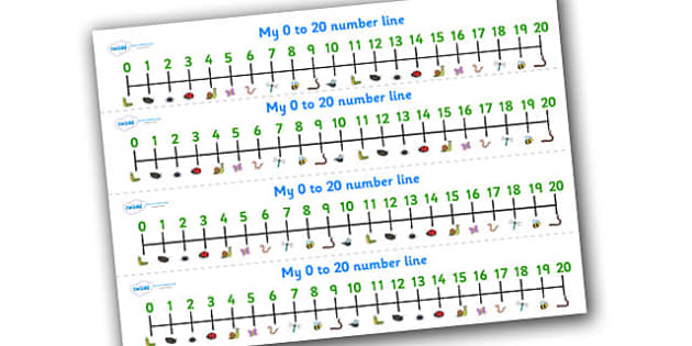 0-10 Number Line (Farm) - Counting, Numberline, Number line, Counting on, Counting back, minibeast, knowledge and understanding of the world, investigation, living things, snail, bee, ladybird, butterfly, spider, caterpillar