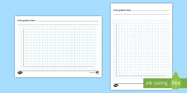 Bar chart template bar graph template maths designing for Temperature line graph template