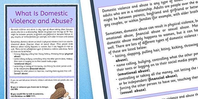 What Is Domestic Violence and Abuse? - what is, domestic violence, domestic abuse, abuse, violence, domestic