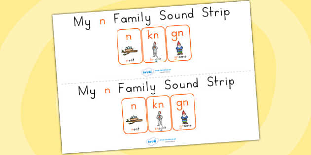 My n Family Sound Strip - sound, sound production, sound strip